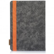 """Θήκη Tablet Meliconi 406558 7-8"""" Μαύρη Με Πορτοκαλί"""